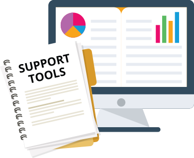 support tools image