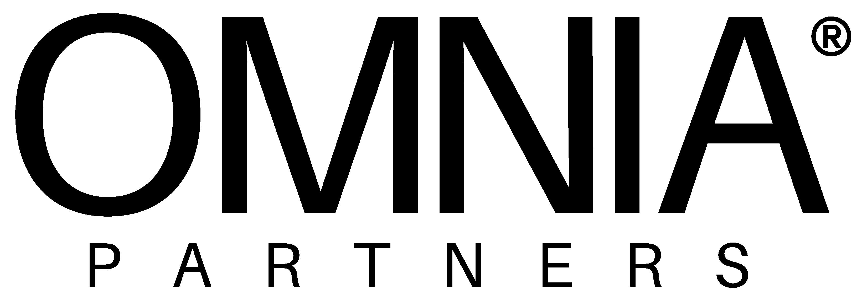 OMNIA Partners Logo Black