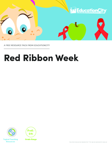 Red Ribbon Week 2017 Topical Resources  image.