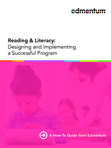 Reading & Literacy: Designing and Implementing a Successful Program image.