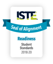 ISTE Seal of Alignment for Readiness